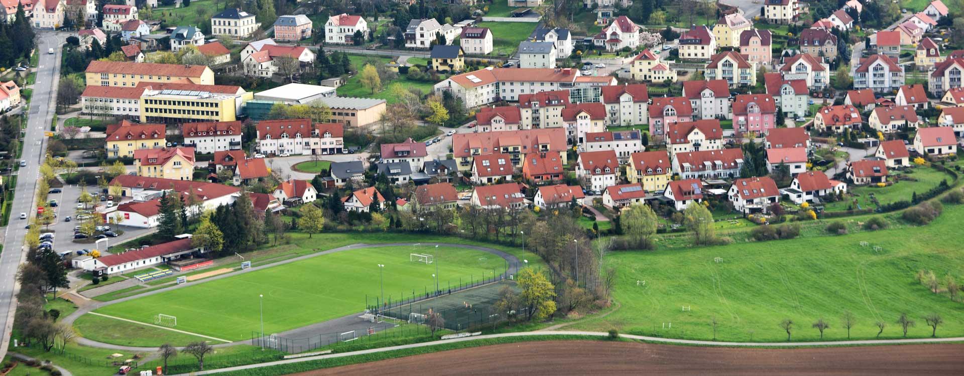 Burgstadt Stolpen