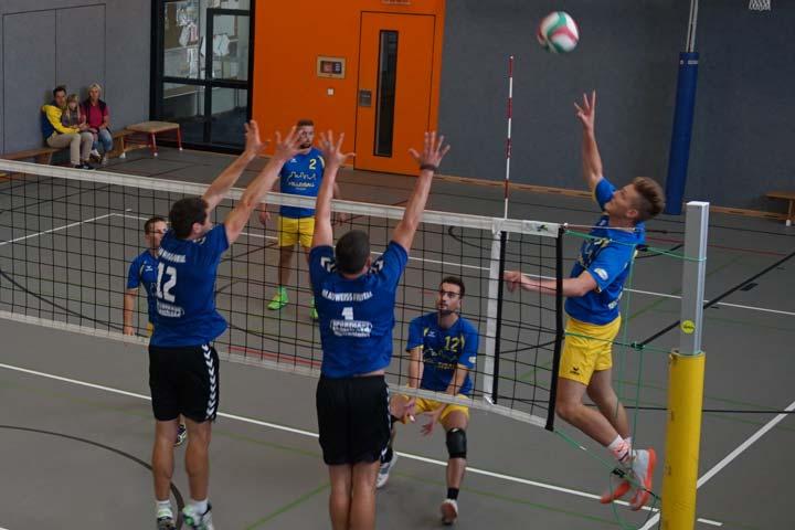 Volleyball SV Blau-Gelb Stolpen