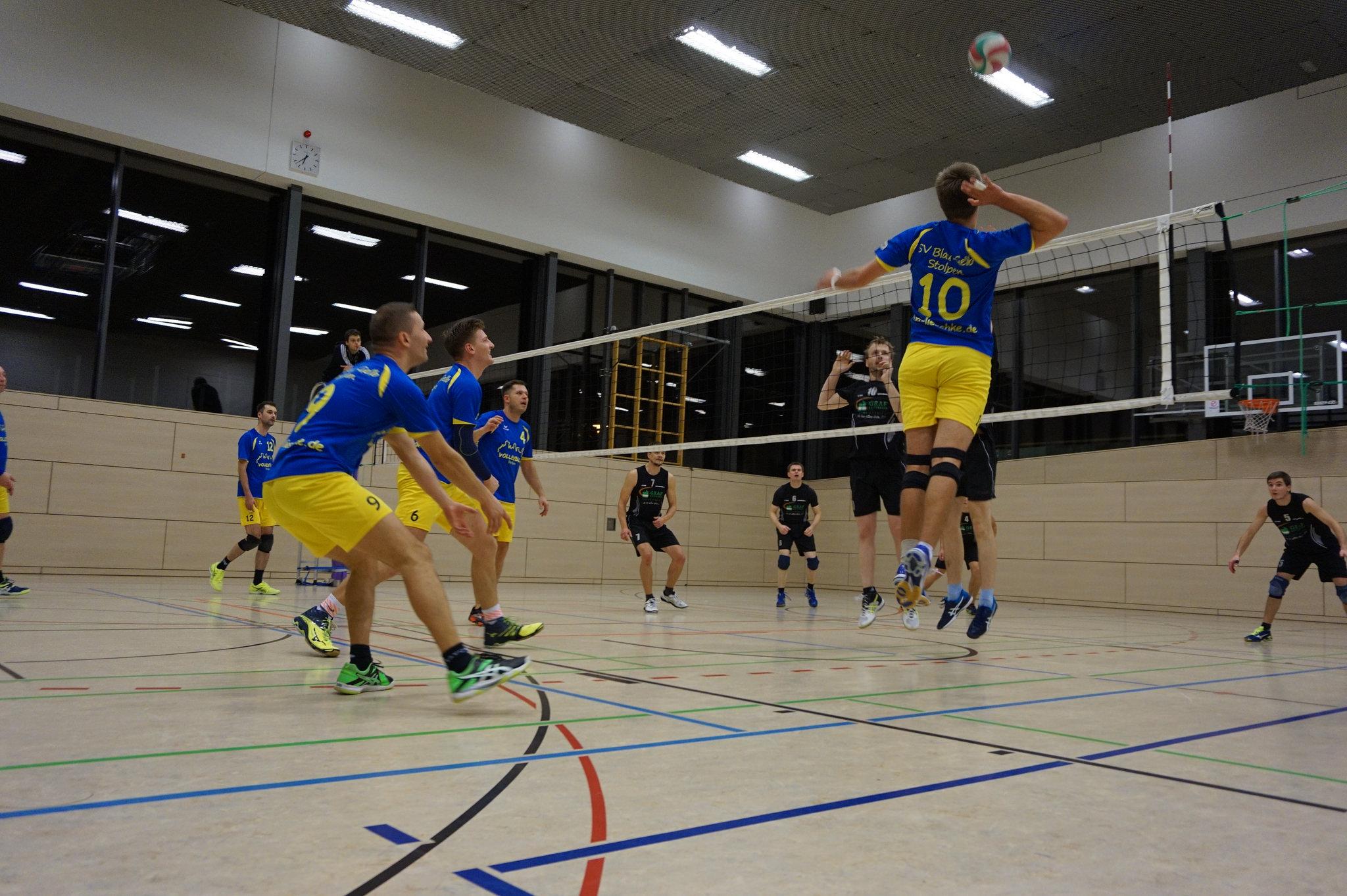 Siege gegen Mickten und Glashütte - SV Blau-Gelb Stolpen