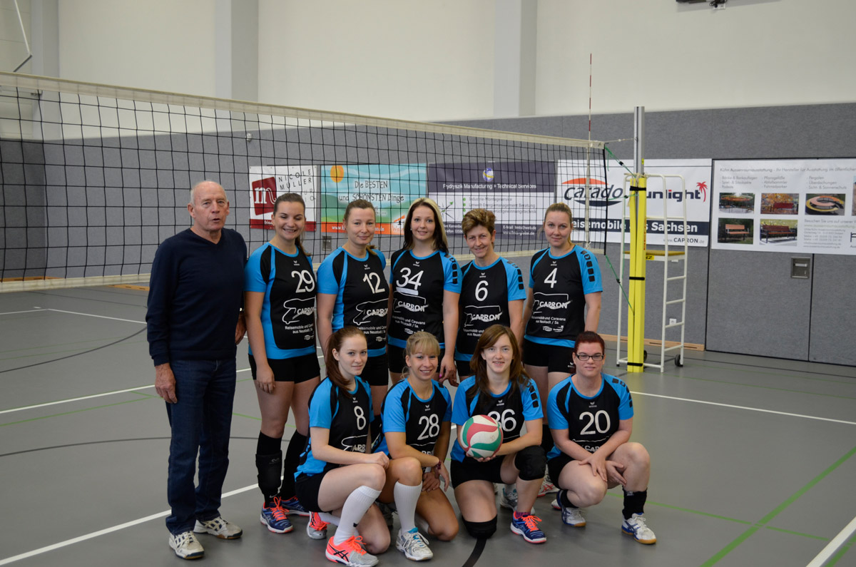 Volleyball Stolpen - Damen 2017/18