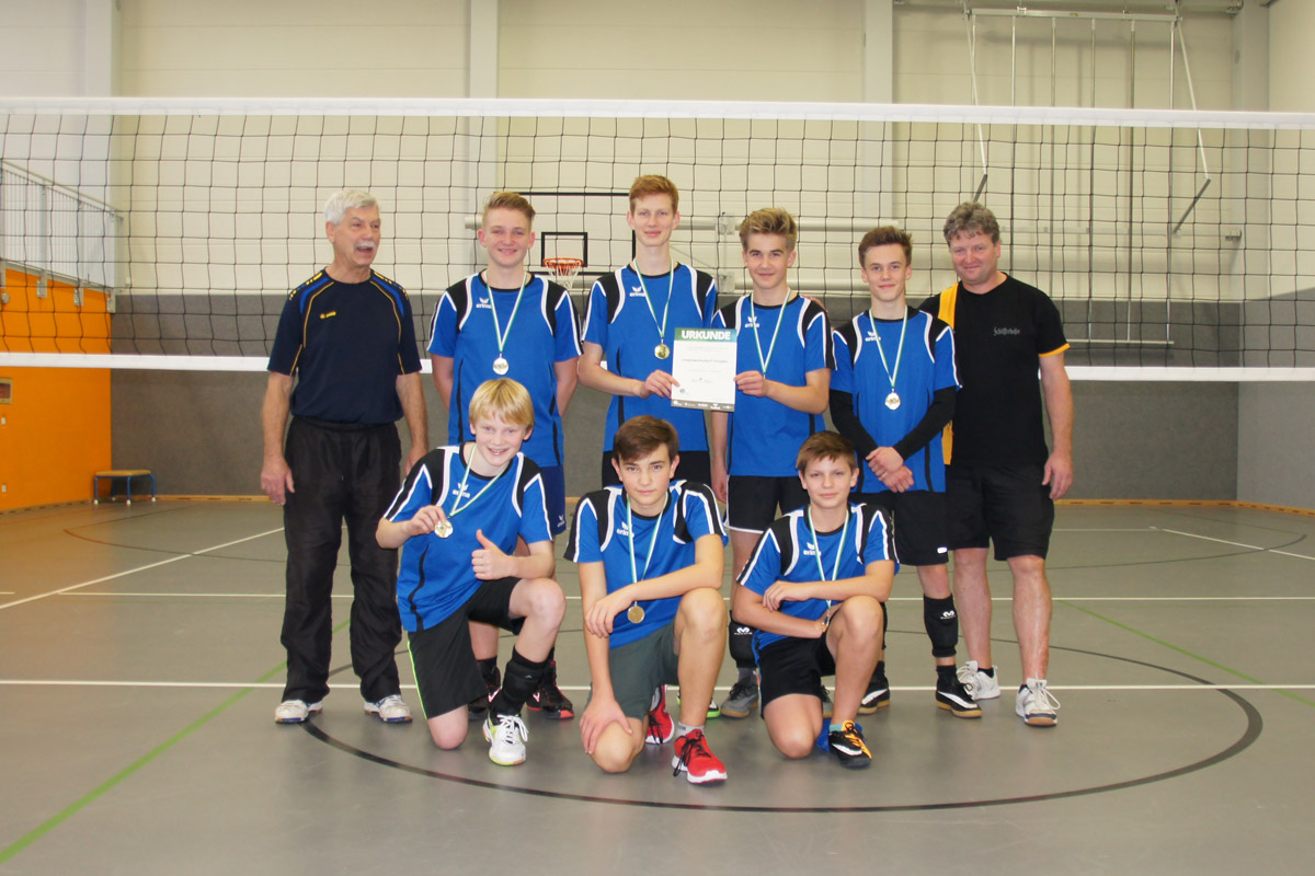 Volleyball Jugend Stolpen
